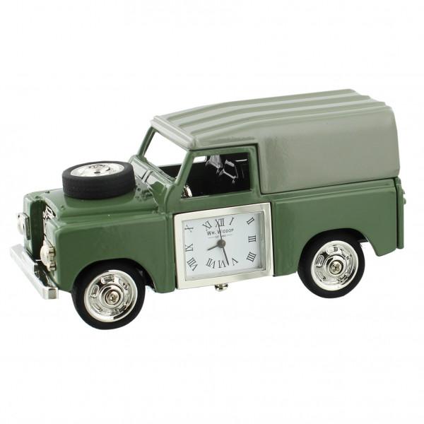 Miniature Clock - 4 Wheel Drive