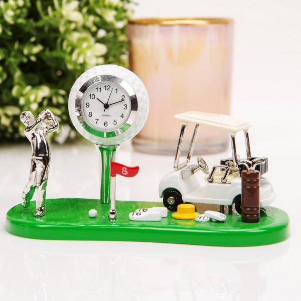 Miniature Clock - Golf