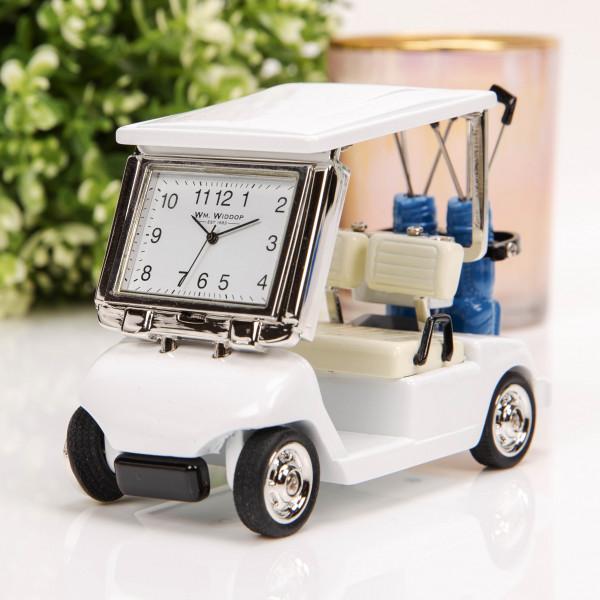 Miniature Clock - Golf Buggy