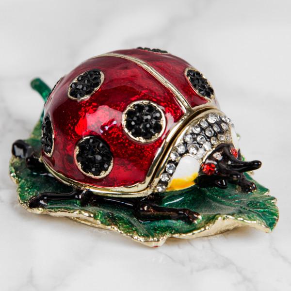 Treasured Trinkets - Ladybird