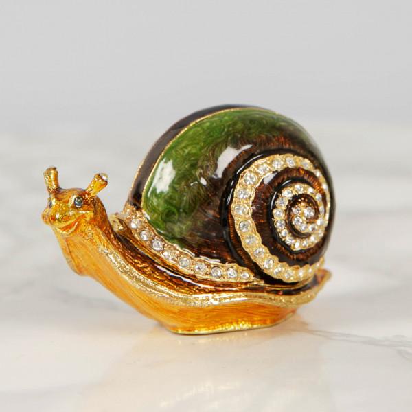 Treasured Trinkets - Snail